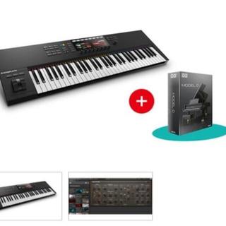 NI  S61 MK2 + KOMPLETE 12 ULTIMATE 共に未使用(MIDIコントローラー)
