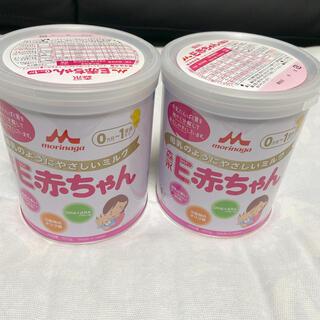 モリナガニュウギョウ(森永乳業)の森永 E赤ちゃん 粉ミルク 800g×2 合計1600g(乳液/ミルク)