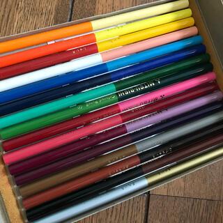 ミツビシ(三菱)の色鉛筆 32色(色鉛筆)