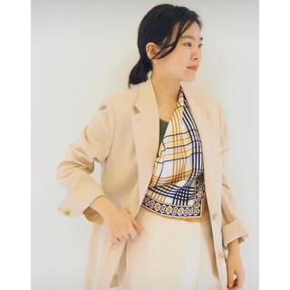 トゥモローランド(TOMORROWLAND)の【新品未使用】トゥモローランド スカーフ(バンダナ/スカーフ)