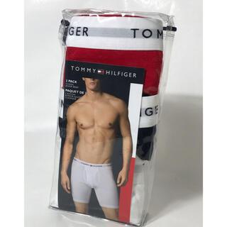 トミーヒルフィガー(TOMMY HILFIGER)の正規品 新品トミーヒルフィガー 高級ボクサーパンツ 3pack Mサイズ(ボクサーパンツ)