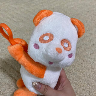 トリプルエー(AAA)のa~パンダ にっしー キーホルダー(キーホルダー)
