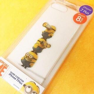 ミニオン(ミニオン)のミニオンズ iPhone8P/7Plus スマホケース MINI15A(iPhoneケース)