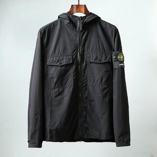 ストーンアイランド(STONE ISLAND)の【極美品】stone island Hooded Jacket(ナイロンジャケット)
