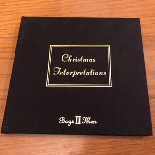 Boys II Men CD クリスマス スペシャルパッケージ(R&B/ソウル)
