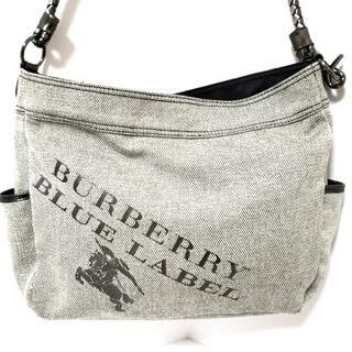 バーバリーブルーレーベル(BURBERRY BLUE LABEL)のバーバリーブルーレーベル美品 (ショルダーバッグ)