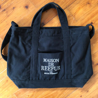 メゾンドリーファー(Maison de Reefur)のMAISON DE REEFUR バッグ(トートバッグ)