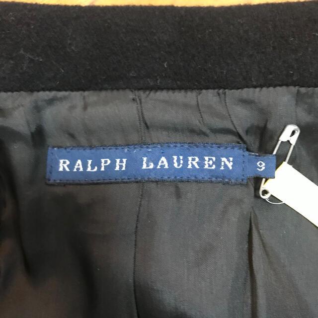 Ralph Lauren(ラルフローレン)の[中古]  RARPH  RAUREN ピーコート レディースのジャケット/アウター(ピーコート)の商品写真