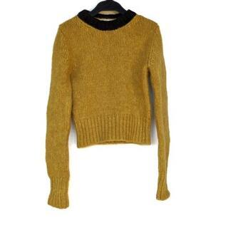 マルニ(Marni)のマルニ 長袖セーター サイズ38 S新品同様 (ニット/セーター)