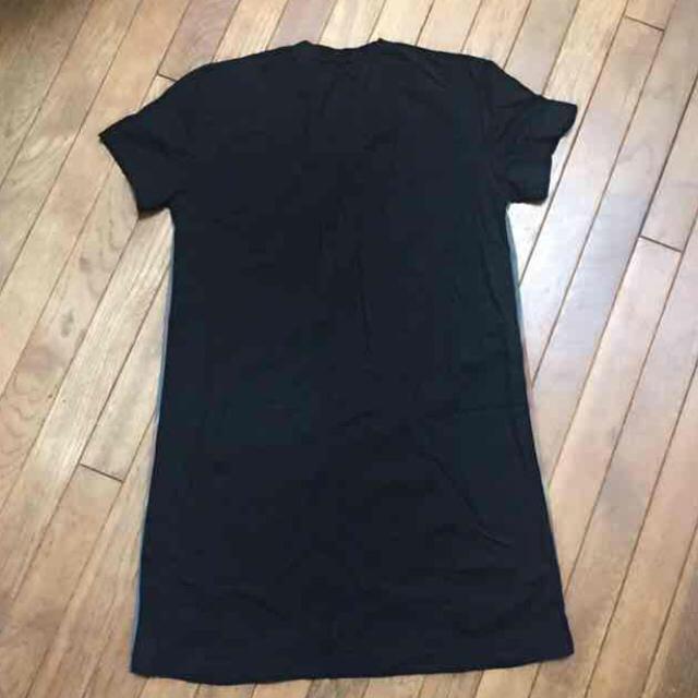 HALFMAN(ハーフマン)の【HALFMAN】炎Tシャツ レディースのトップス(Tシャツ(半袖/袖なし))の商品写真