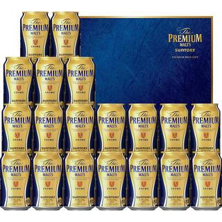サントリー - サントリー ザ・プレミアム・モルツ ビール ギフト セット 350ml×19本