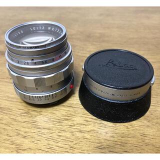 ライカ(LEICA)の希少 SUMMILUX ズミルックス Leica レンズ WETZLAR(レンズ(ズーム))