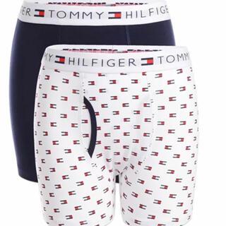 トミーヒルフィガー(TOMMY HILFIGER)のトミー ヒルフィガー ボクサーパンツ インナー下着パンツ 新品 2枚 ブランド (ボクサーパンツ)