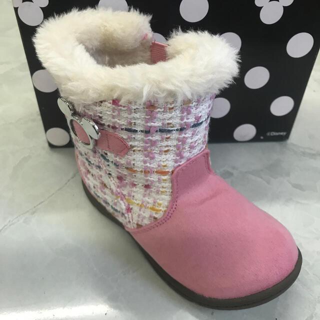 MOONSTAR (ムーンスター)のディズニー ブーツ 16cm キッズ/ベビー/マタニティのキッズ靴/シューズ(15cm~)(ブーツ)の商品写真