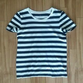 人気のオーバーサイズシャツ】無印良品 ダンガリーシャツ レディースMサイズ