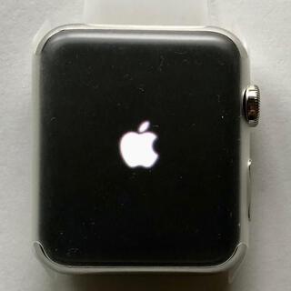 アップルウォッチ(Apple Watch)の新品 Apple Watch ステンレス 42mm 初代 サファイアガラス(腕時計(デジタル))