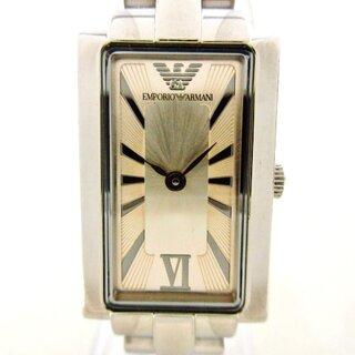 エンポリオアルマーニ(Emporio Armani)のアルマーニ 腕時計 - AR-5618 レディース(腕時計)