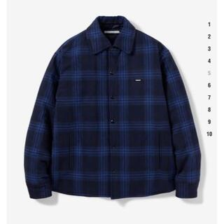 NEIGHBORHOOD - NEIGHBOARHOOD PLAID C-JKT XL