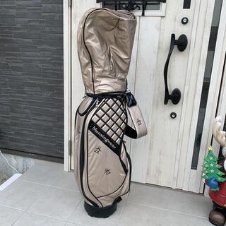 マンシングウェア(Munsingwear)のMakiさん専用☆マンシング ゴルフ キャデイバック 【LQ1165 】(バッグ)