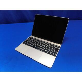 アップル(Apple)のMacBook (Retina, 12-inch, Early 2015)(ノートPC)