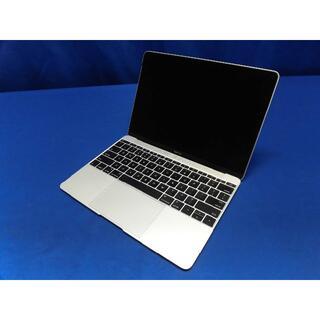 アップル(Apple)のMacBook (Retina, 12-inch, Early 2016)(ノートPC)