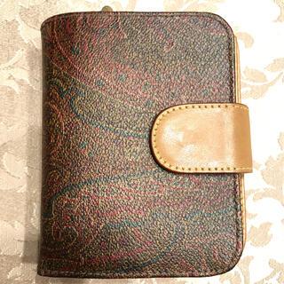 エトロ(ETRO)のエトロ 二つ折り財布(財布)