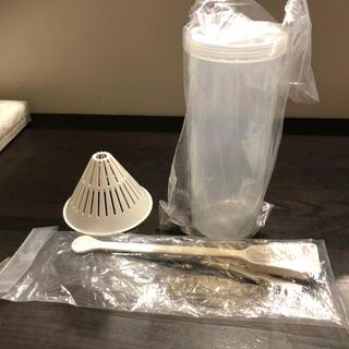 アイリスオーヤマ(アイリスオーヤマ)の♥︎新品未使用 アイリスオーヤマヨーグルトメーカー付属品♥︎(調理道具/製菓道具)