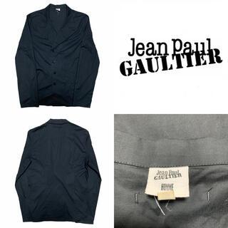 ジャンポールゴルチエ(Jean-Paul GAULTIER)のJEAN PAUL GAULTIER ゴルチエ ダブル コットン シャツ 古着(シャツ)