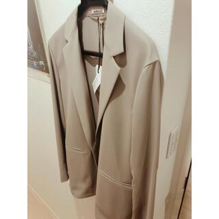 COMOLI - Auralee hard twist wool dobby  jacket