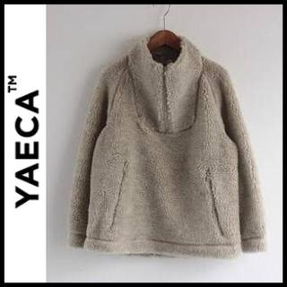 ヤエカ(YAECA)のYAECA 19aw Wool Pull Over 定価46,200円 ヤエカ(ニット/セーター)