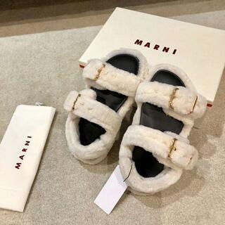 マルニ(Marni)のMARNI  サンダル(サンダル)