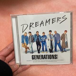 ジェネレーションズ(GENERATIONS)のDREAMERS(ポップス/ロック(邦楽))