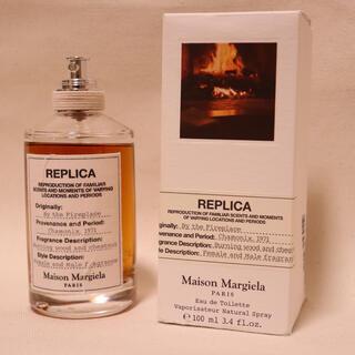 マルタンマルジェラ(Maison Martin Margiela)のメゾン マルジェラ By the fireplace 香水(香水(男性用))