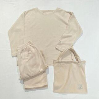 サマンサモスモス(SM2)の新品未使用♪サマンサモスモス  ノベルティ バッグ付きルームウェア(ルームウェア)