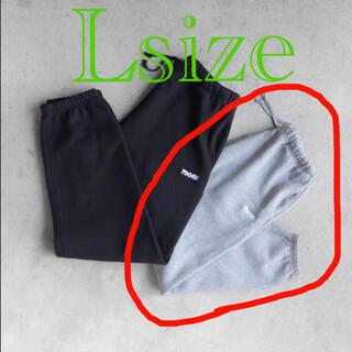 ワンエルディーケーセレクト(1LDK SELECT)の700 FILL 14oz Sweatpants - Grey(スラックス)