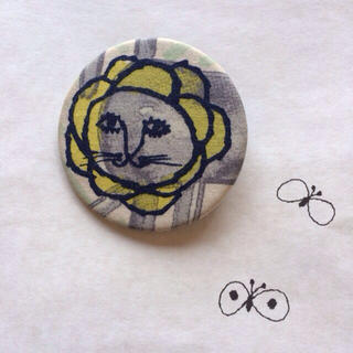 ミナペルホネン(mina perhonen)のthank you very badge(その他)