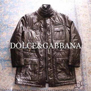 ドルチェアンドガッバーナ(DOLCE&GABBANA)のDOLCE&GABBANA ミリタリー8ポケット ダウンジャケット(ダウンジャケット)