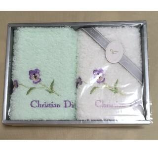 クリスチャンディオール(Christian Dior)のクリスチャンディオールタオル(タオル/バス用品)