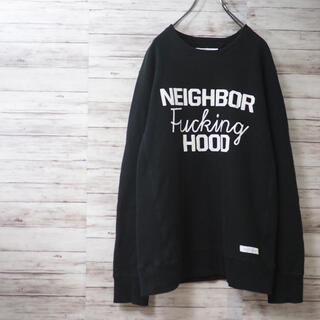 NEIGHBORHOOD - NEIGHBORHOOD F.U. /C-CREW LS
