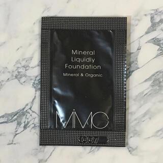 MiMC - MiMC ミネラルリキッドファンデーション 102 ニュートラル