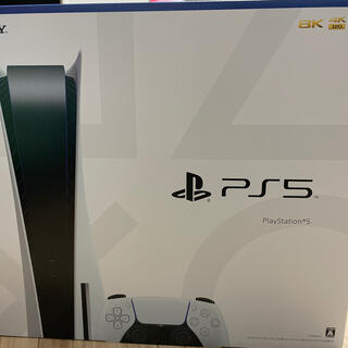ソニー(SONY)のSONY PlayStation5 CFI-1000A01 (家庭用ゲーム機本体)