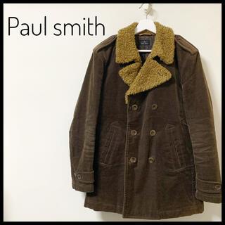 ポールスミス(Paul Smith)の激レア Paul smith ポールスミス ボア ジャケット ピーコート(ピーコート)