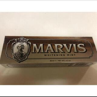 マービス(MARVIS)のMARVIS マービス 歯磨き粉 ホワイトミント85ml(歯磨き粉)