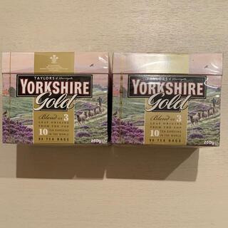 ヨークシャーティーgold   Yorkshire Tea Gold(茶)