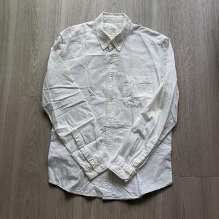 アーバンリサーチ(URBAN RESEARCH)のアーバンリサーチ 起毛 綿シャツ メンズL(女性の方にも) 日本製(シャツ)
