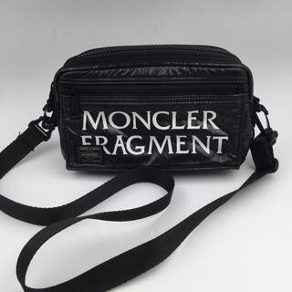 モンクレール(MONCLER)の未使用 モンクレール×フラグメント×ポーター トリプルコラボ ショルダーバック(ショルダーバッグ)