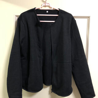 ムジルシリョウヒン(MUJI (無印良品))の無印良品 ジャケット(ノーカラージャケット)