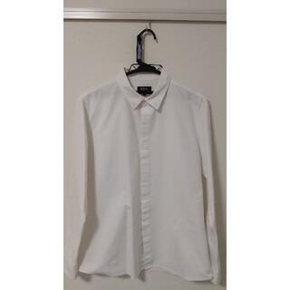 アーペーセー(A.P.C)のA.P.C. 白シャツ オックスフォードシャツ (シャツ)