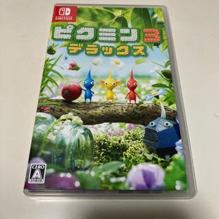 ニンテンドースイッチ(Nintendo Switch)のピクミン3デラックス Switch(家庭用ゲームソフト)