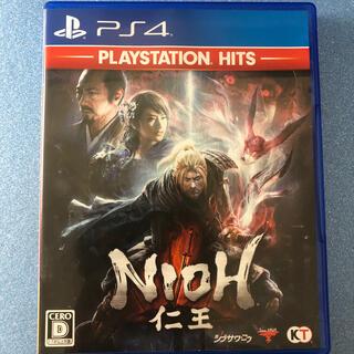 仁王(PlayStation Hits) PS4(家庭用ゲームソフト)
